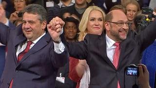 «Die SPD ist wieder da!»