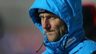 Biathlon-Cheftrainer Hauswald tritt zurück