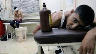 «Die Brutalität der IS in Syrien ist unvorstellbar»