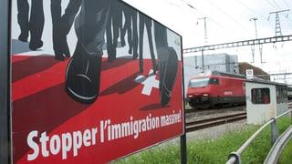 Zuwanderungs-Initiative: Chronologie einer Hängepartie
