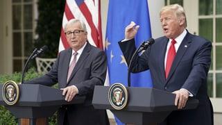 Annäherung und Zugeständnisse im Handelsstreit