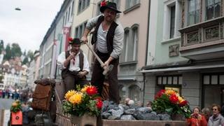 Olma 2015: Aargau «spienzlet» dieses Jahr vor Ort