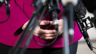 «Ich glaube, es kann gelingen», sagt Angela Merkel vor den Sondierungsgesprächen.