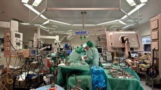 Harter Rückschlag für Kantone bei Vergabe der Spitzenmedizin