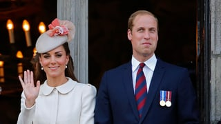 Kate und William: Es wird ein April-Baby
