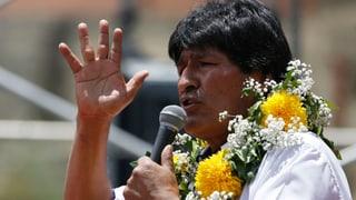 Prognosen: Bolivianer gegen Amtsverlängerung für Präsidenten