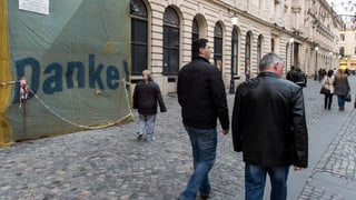 Schweiz schliesst Büros in Osteuropa