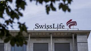 Unternehmen wandern in Scharen von Axa zur Swiss Life ab
