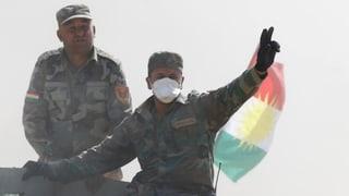 Sturm auf Mossul: Militär-Allianz meldet Erfolge gegen IS