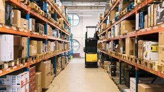 Schweizer bestellen immer mehr Waren in Asien