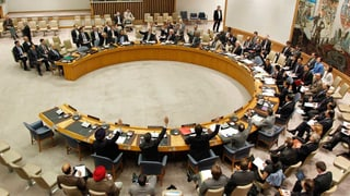 Warum die Verhandlungen um Aleppo im UNO-Sicherheitsrat zäh sind