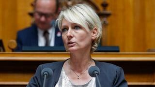 Moret will in den Bundesrat