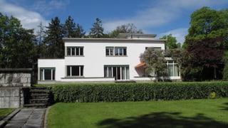 Rachmaninoff-Villa Hertenstein soll zum Museum werden