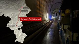 Der Ceneri-Basistunnel
