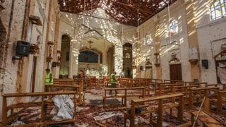 Passa 200 morts a Sri Lanka