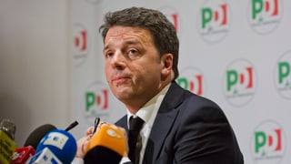 Matteo Renzi sa retira