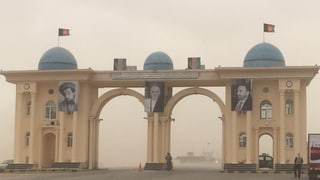 Zerfall statt wirtschaftlicher Aufschwung in Afghanistan