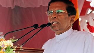 Rajapaksas Erbe lastet schwer auf Sri Lanka