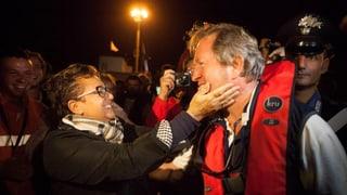 «Costa Concordia»: Jubel und Erleichterung nach Bergung