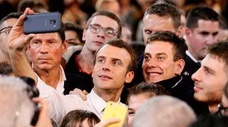 Macron liebäugelt mit Volksabstimmung