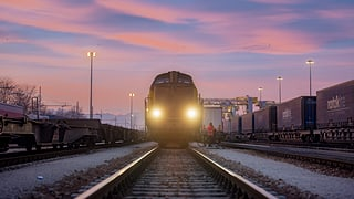 Güterverkehr auf zusätzliche Terminals in Italien angewiesen
