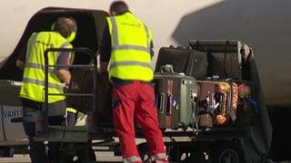 Ausgesperrte Genfer Flughafenmitarbeiter wehren sich