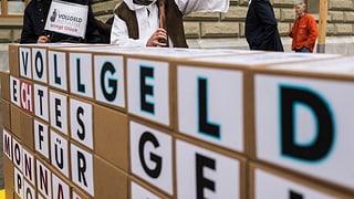 L'iniziativa per il daner cumplain vegn refusada dal parlament