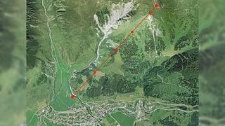 Colliaziun dals territoris da skis Mustér e Sedrun avanza