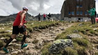 Bler nov tar il Swissalpine Irontrail – era il num