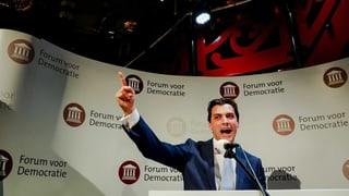 Rechtspopulistisches «Forum» auf Anhieb stärkste Kraft