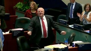 Der tanzende Skandal-Bürgermeister