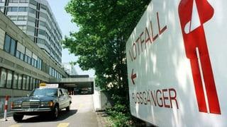 Weniger lang warten im Notfall des Basler Unispitals