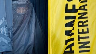 Tessiner Burka-Verbot: «Trauriger Tag für Menschenrechte»