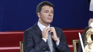 Bewährungsprobe für Renzi