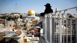 Um Jerusalem wird seit Jahrhunderten gestritten. Warum die Stadt für Christen, Juden und Muslime so wichtig ist.