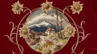 St. Galler Stickereien – mit fernöstlichem Charme
