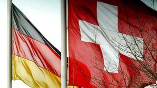 Steuerdeal Schweiz-Deutschland vor dem Aus