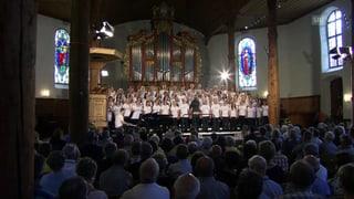 Der Auftritt des Puls-Chors in voller Länge (Artikel enthält Video)