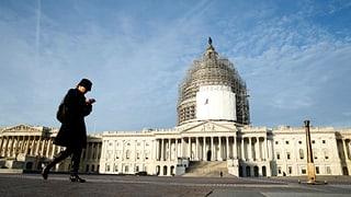Terroranschlag auf US-Kapitol vereitelt