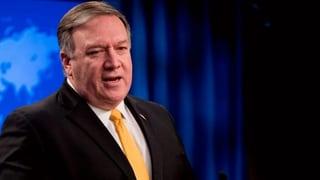USA kündigen Abrüstungsvertrag mit Russland