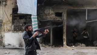 Neue Offensive der Assad-Truppen
