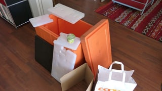 Verpackungswahnsinn bei coop@home