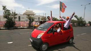 Erdrutschsieg der Hindu-Nationalisten in Indien