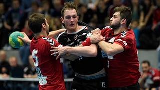 Handball: HSC Suhr Aarau ärgert sich über TV Endingen