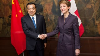 BIP 2015 flau, Handel mit China mau