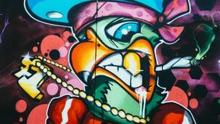 Die schönsten Graffiti vom Royal Arena