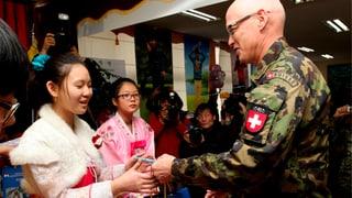 Schweiz und Nordkorea: Austausch auf tiefem Niveau