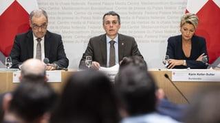 Bundesrat verlangt «Klärung» strittiger Punkte