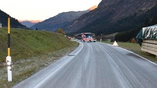 Nufenen: Accident mortal cun il töf