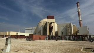 Iran beginnt mit Stopp der Urananreicherung